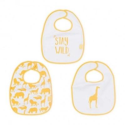 Jollein Slab Safari ocher (3pack)
