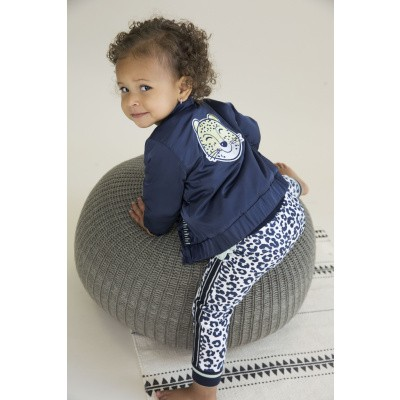 Baby jacket reversible