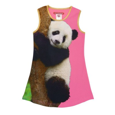 LoveStation22 Jurk Panda