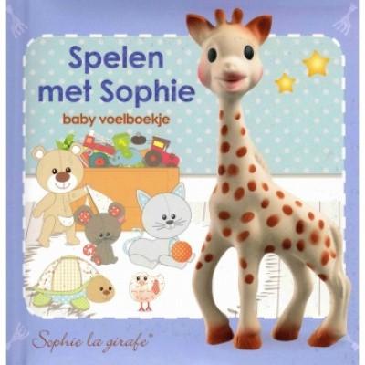 Sophie de Giraf Boekje -Spelen met Sophie