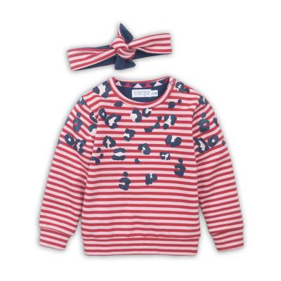 Dirkje Sweater + hoofdband