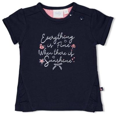 Feetje T-shirt Everything - Seaside Kisses