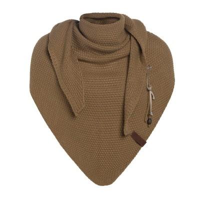 Knitfactory Coco shawl camel