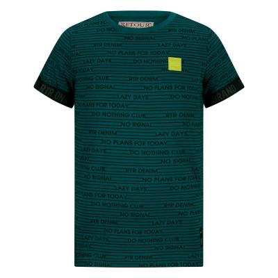 Retour T-shirt Morris