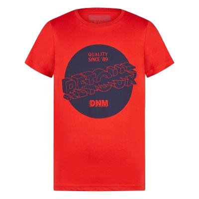 Retour T-shirt Davis