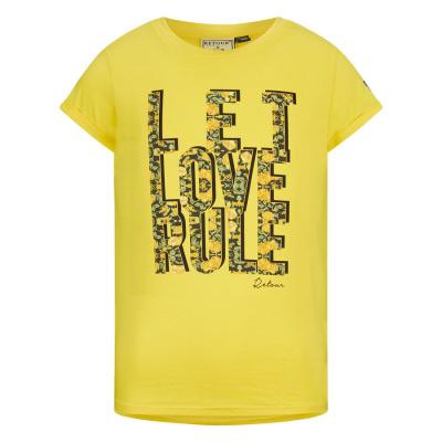 Retour T-shirt Bibi