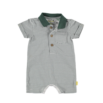 Bess Playsuit Stripe polo