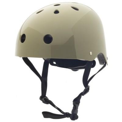 Coconut Helm rood en groen