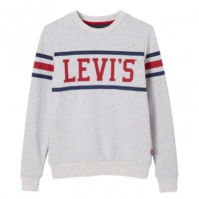 Levi's Sweater Grijs