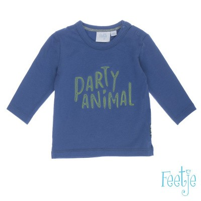 Feetje Longsleeve party animal Wild and Free