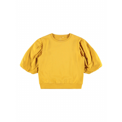 NAME IT - NKFTALITHA SS TOP (Spruce Yellow)