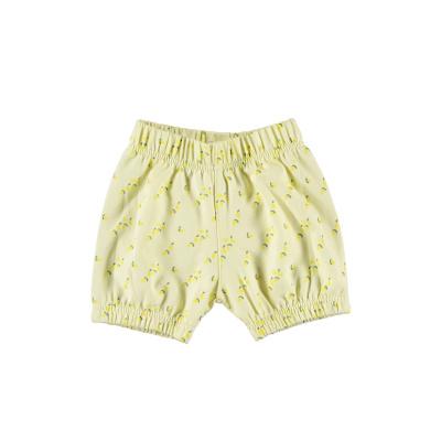 Bess Shorts AOP Lemons