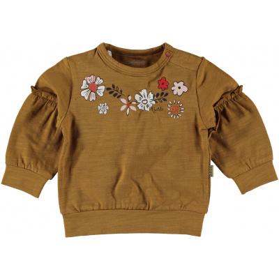 Bess Sweater l.sl. Flowers