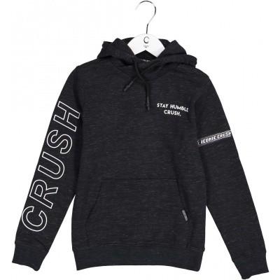 Crush Denim Sweater Saul