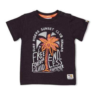 Feetje T-shirt Free - Happy Camper