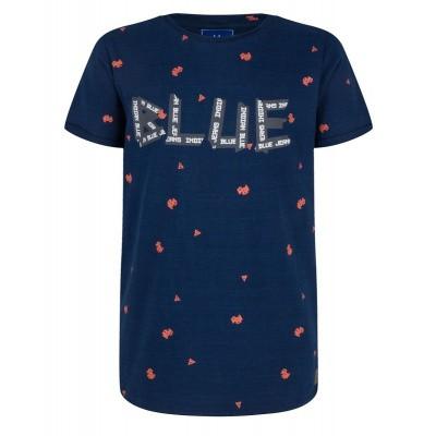 Indian Blue Jeans T-Shirt Mr Blue