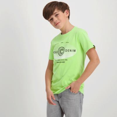 Cars Wander T-shirt (Yellow)