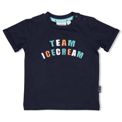 Feetje T-shirt - Team Icecream