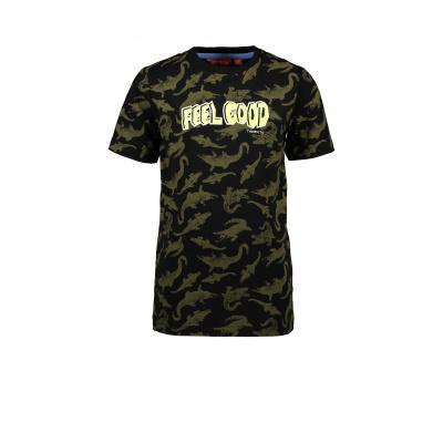 T&v T-shirt AO CRODODILE