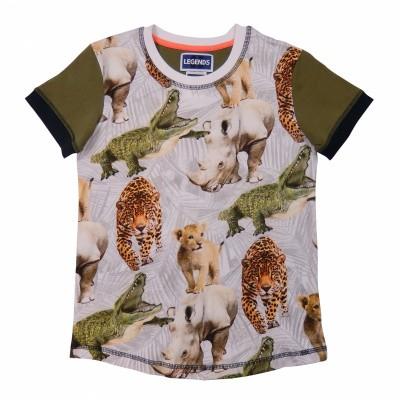Legends22 Jungle Trouble Shirt