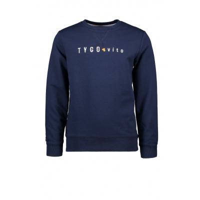T&v Sweater Embro