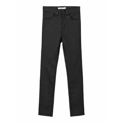 NKFPOLLY DNMCOATEDS HW PANT CS Black