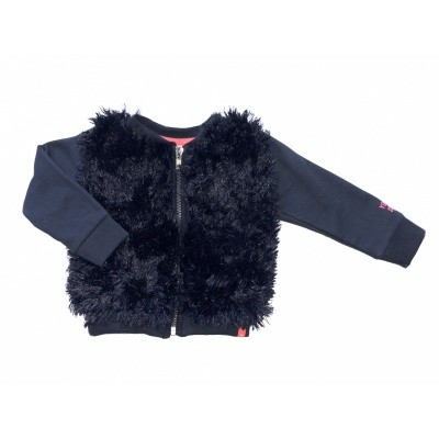 Born To Be Famous Sweater Dark Navy