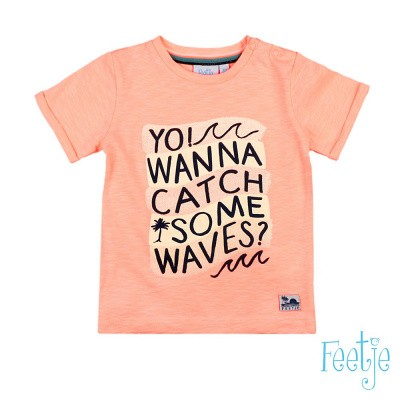 T-shirt You Wanna Catch - Mini Wanderer