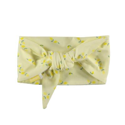Bess Headband AOP Lemons