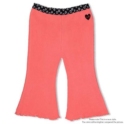 Feetje Flare pants - Leopard Love