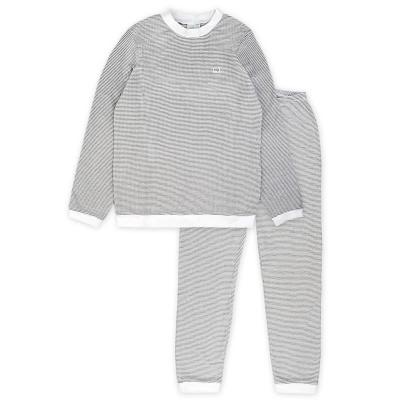 Feetje Pyjama Wafel Family Edition Navy