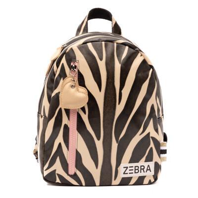 Zebra Trends Rugzak (S) - Zebra Pink
