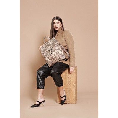 Zebratrends backpack Loiza Leopard