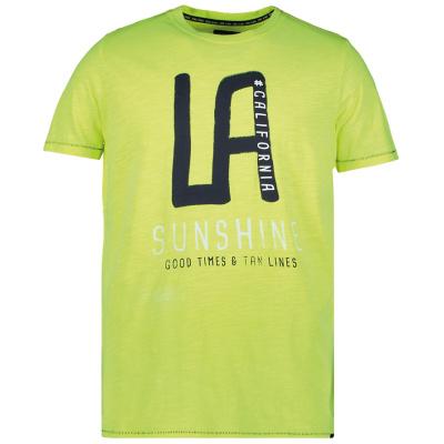 Cars Zunter T-shirt (Yellow)