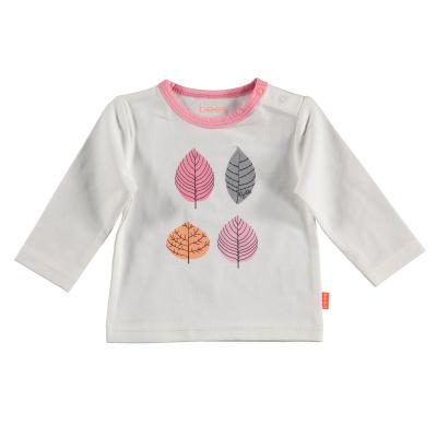 Bess Shirt l.sl. Leaves