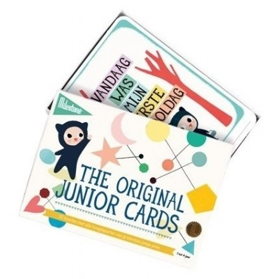 Milestone Junior Cards 1tm 4 jaar