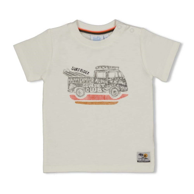 Feetje T-shirt - Happy Camper