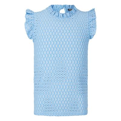 Retour T-shirt Fay (Light Blue)