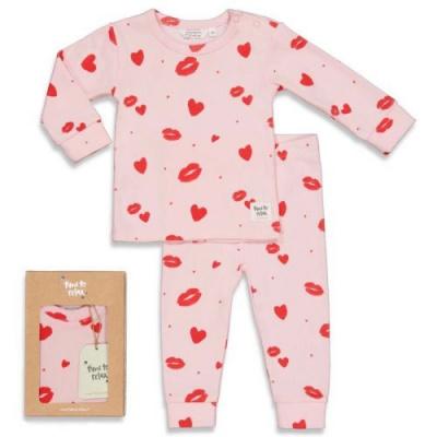 Feetje Pyjama Premium sleepwear Love Lesley