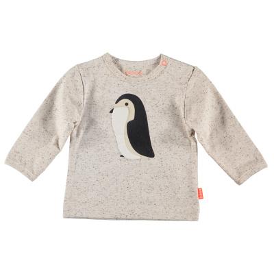 Bess Shirt l.sl. Penguin