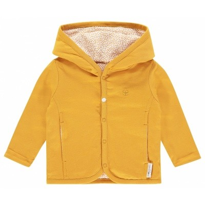 Noppies Uni Reversible Vestje Haye-Yellow