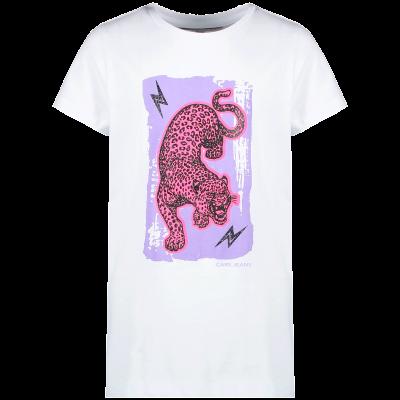 Cars T-shirt Moshi (White)