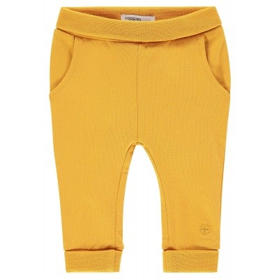 Noppies Uni Broek Humpie Yellow