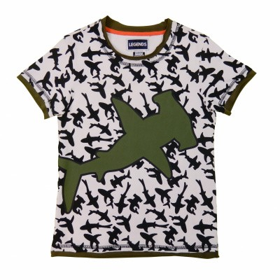 Legends22 Shirt Hammer Shark