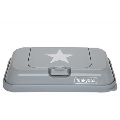 Funkybox lichtgrijs met ster