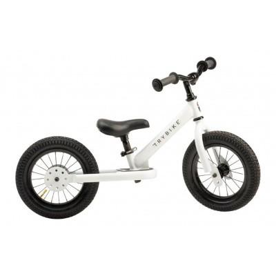 Trybike Steel White Loopfiets