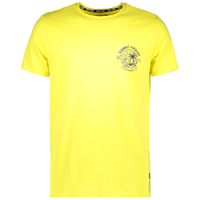Cars Ontario T-shirt (Neon Yellow)