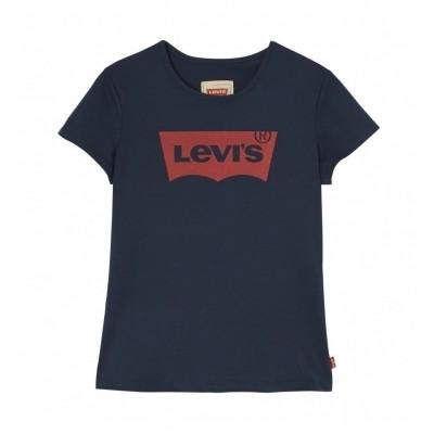 Levi's T-Shirt Donkerblauw