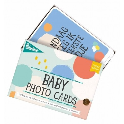 Milestone Baby Foto Cards (limited edition)