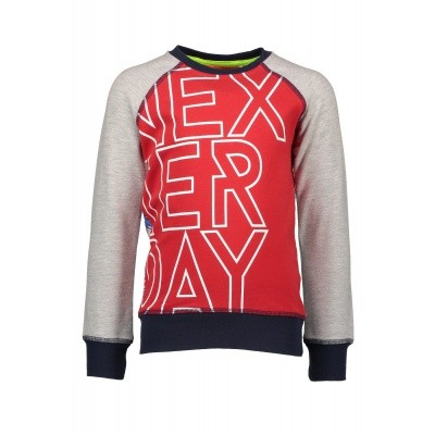 T&v sweater NEXTERDAY with back in AOP